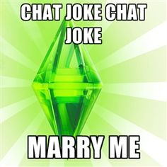 Only Sims nerds understand how true this is