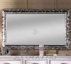 #mirror #design #interior #interiordesign #decoration #decor зеркало навесное Modenese Gastone Contemporary, 86055