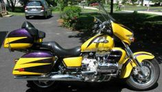 2000 Honda Valkyrie Interstate Custom Paint