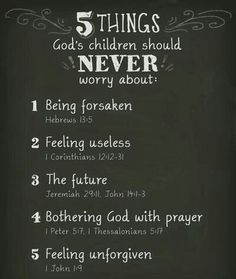Read these over in hard times