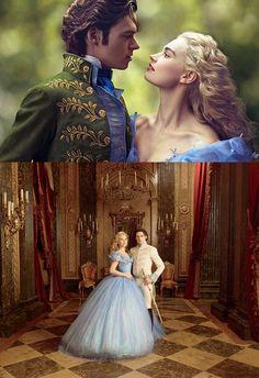Cinderella 2015, Cinderella Live Action, Cinderella Gowns, Disney Aesthetic, Sky Aesthetic, Disney Princess Movies, Aurora Dress, Kenneth Branagh, Auradon