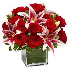 Valentine Bouquet.