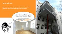 Nur zwei von 10 Menschen können sich vor ihrem geistigen Auge Räume eingerichet vorstellen.  Von Greenoffice gibt es für leere Räume das Einrichtungsmanagement für jeden Bedarf und Budget. Dank deutschlandweitem Beschaffungsmanagement passgenau, schnell und nachhaltig.