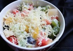 Salad Buah Simple
