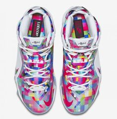 Best Sneakers   NIKE LEBRON 12 EXT-FINISH YOUR BREAKFAST-4 -  Sneakers 5ab57d872