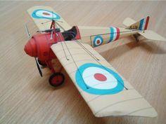 Blog Paper Toy papercraft Maurane Saulnier Type N Modele Kartonowe pic9 Papercraft Maurane Saulnier type N