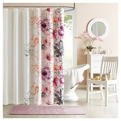 skye shower curtains target