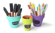 Custom Organization Pots | Sandi Genovese