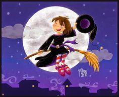 ¡Feliz Noche de Brujas!