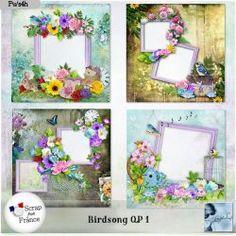Birdsong QP 1 (PU) by Louise
