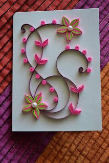 Quilling Ideas: