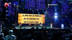 15 - Los Bunkers - Canción Para Mañana (Viña 2012)