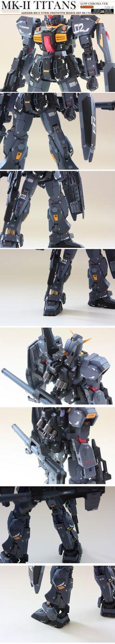 POINTNET.COM.HK - RG 1/144 Gundam MK II TITANS Ver