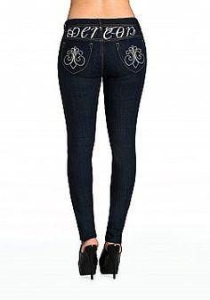 beyonce dereon jeans - photo #44