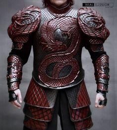 Dracula untold, Eva foam armour project