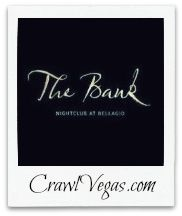 Check out The Bank with #CrawlVegas every Saturday night!