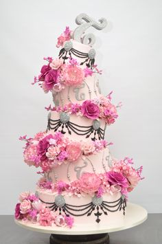 Wedding Cake by Sylvia Weinstock on marioninette.com
