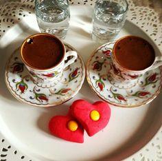 Turkish, coffee..<3 <3