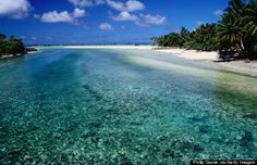 Kiribati.. The world's least visited country but oh so beautiful! It's quickly disappearing due to climate change so we need to go there quick!