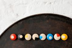 DIY wooden magnets, by WLKMNDYS