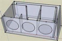 subwoofer box design for 12 inch Custom Speaker Boxes, Speaker Box Design, Custom Boxes, Diy Subwoofer, Subwoofer Box Design, Audio Box, Car Audio, Sub Box Design, Speaker Plans