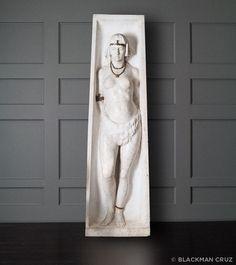 Egyptian Revival Figure