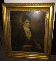 Sir Henry Raeburn  Charles Christie Oil on Canvas Art by USANOW