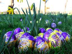 Slim Image: Easter Backgrounds Idea