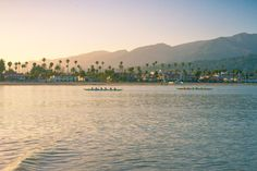 7 of the Best Cities to Visit or Settle in on America's West Coast - museuly Santa Barbara Airport, Santa Barbara Mission, San Diego, San Francisco, Resorts, Visit Santa Barbara, Las Vegas, Arizona, Indoor Rowing