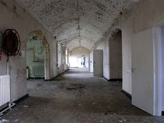 Warley Hospital  (Essex County Lunatic Asylum)