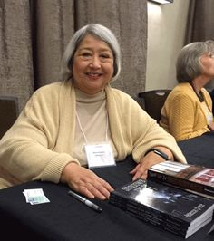 Book signing at Women Writing the West in Santa Fe - 2016