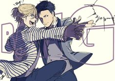 Yuri on Ice ❄ Otayuri