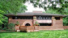 Arthur B. Heurtley House - 1902  The Arthur B. Heurtley House is located in the…