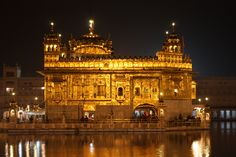 Golden Temple, Amritsar. Like and Re-pin your favorite pins. Get great deals for you trip to Amritsar only on www.tripcrafters.com (Pic by by flickr user Arian Zwegers)  #Amritsar | #GoldenTemple | #India