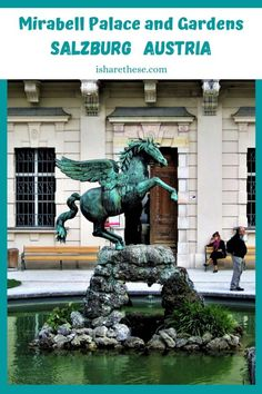 Mirabell Palace and Mirabell Gardens: Top Attractions of Salzburg - i Share