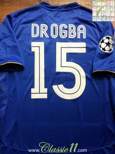4df3a588623 156 Best Classic Chelsea Football Shirts images in 2019 | Chelsea ...