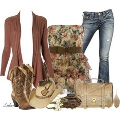 images country girl outfits - I dont think I'd wear it all but its got some cute pieces!