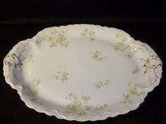 Vintage Antique Haviland France Platter. $35.00, via Etsy.