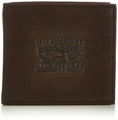 ¡Chollo! Cartera monedero Levi's Clairview Coin Bifold por sólo 14 euros.