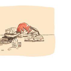 Akagami no Shirayukihime - Snow White with red hair Akagami No Shirayukihime, Snow White With The Red Hair, Fanart, The Ancient Magus Bride, Otaku, Anime Artwork, Akatsuki, Illustrations, Anime Love