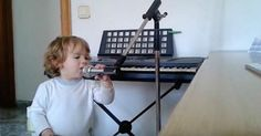 A Two-Year Old Steps Up to The Mic. What Happens Next Will Leave You Speechless | Jesus Daily
