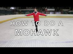HOW TO DO A MOHAWK | FIGURE SKATING ❄️❄️ - YouTube
