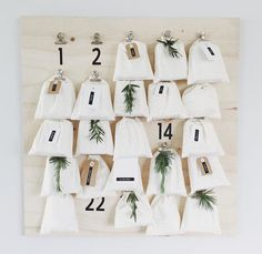 Advent calendar. Visit houseandleisure.co.za for more