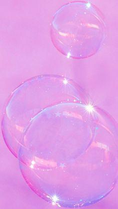 Розовые нежные обои на телефон