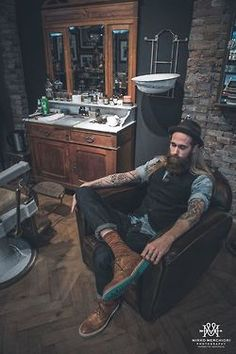 "alfaiatenicois: "" barbershop """