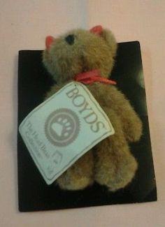 Boyds-Bears-The-Head-Bean-Collection-Mini-Bear