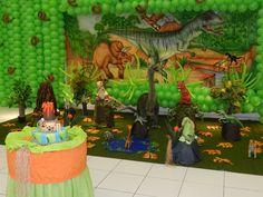 decoracao-aniversario-infantil-tema-dinossauros