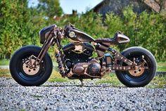 Polak zbudował motocykl, który zdeklasował konkurencję z całej Europy