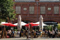 Berlin, Cafe am Hackeschen Markt