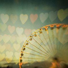 Love ferris wheel